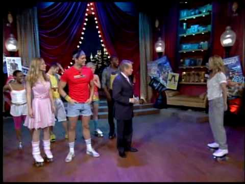 Xanadu on Regis and Kelly