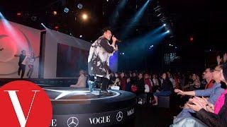 王者歸來! 潘瑋柏在FNO時尚潮典中震憾演出演唱:24個比利、王者之聲、UUU...