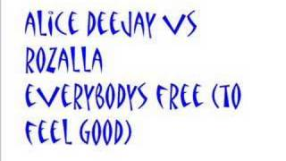 alice deejay vs rozalla