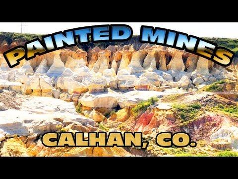 Hiking The Paint Mines Interpretive Park - Calhan, CO