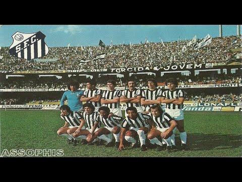 Corinthians 2x2 Santos 04/09/1977