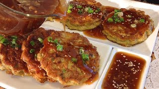 How To Make Egg Foo Young-Chinese Food Recipes