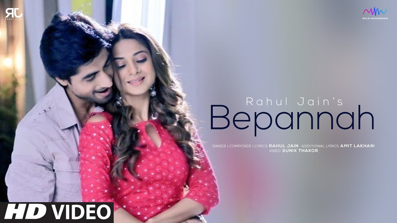 Bepannah | Jennifer Winget & Harshad Chopda | Title Song | Rahul Jain | Popular Sad Song