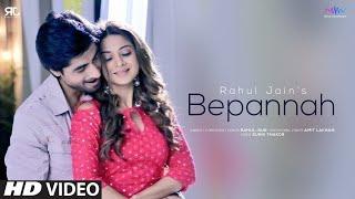 Bepannah | Jennifer Winget & Harshad Chopda | Title Song | Rahul Jain | Popular Sad Song