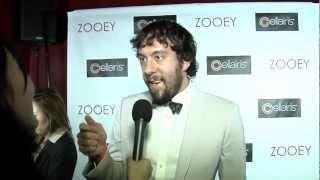 Jonathan Kite - Zooey Magazine Relaunch Party