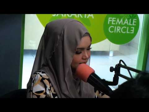Siti Nurhaliza on Happy Morning with Indy-Bekti