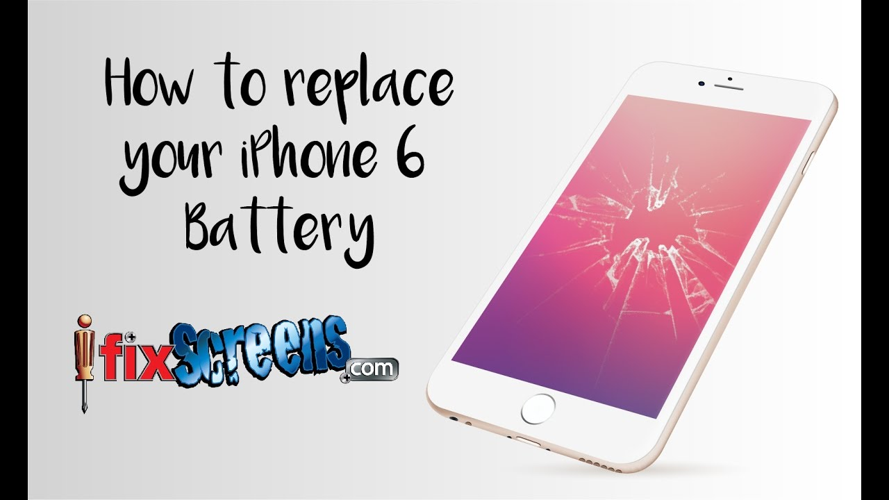 how to remove battery from iphone 5 how to replace iphone 6 battery in 2 minutes 20222