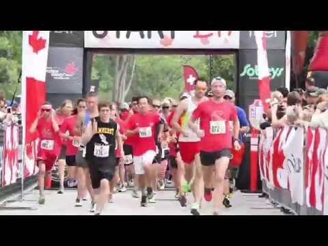 Canada D'Eh Run 2015 Amherstburg