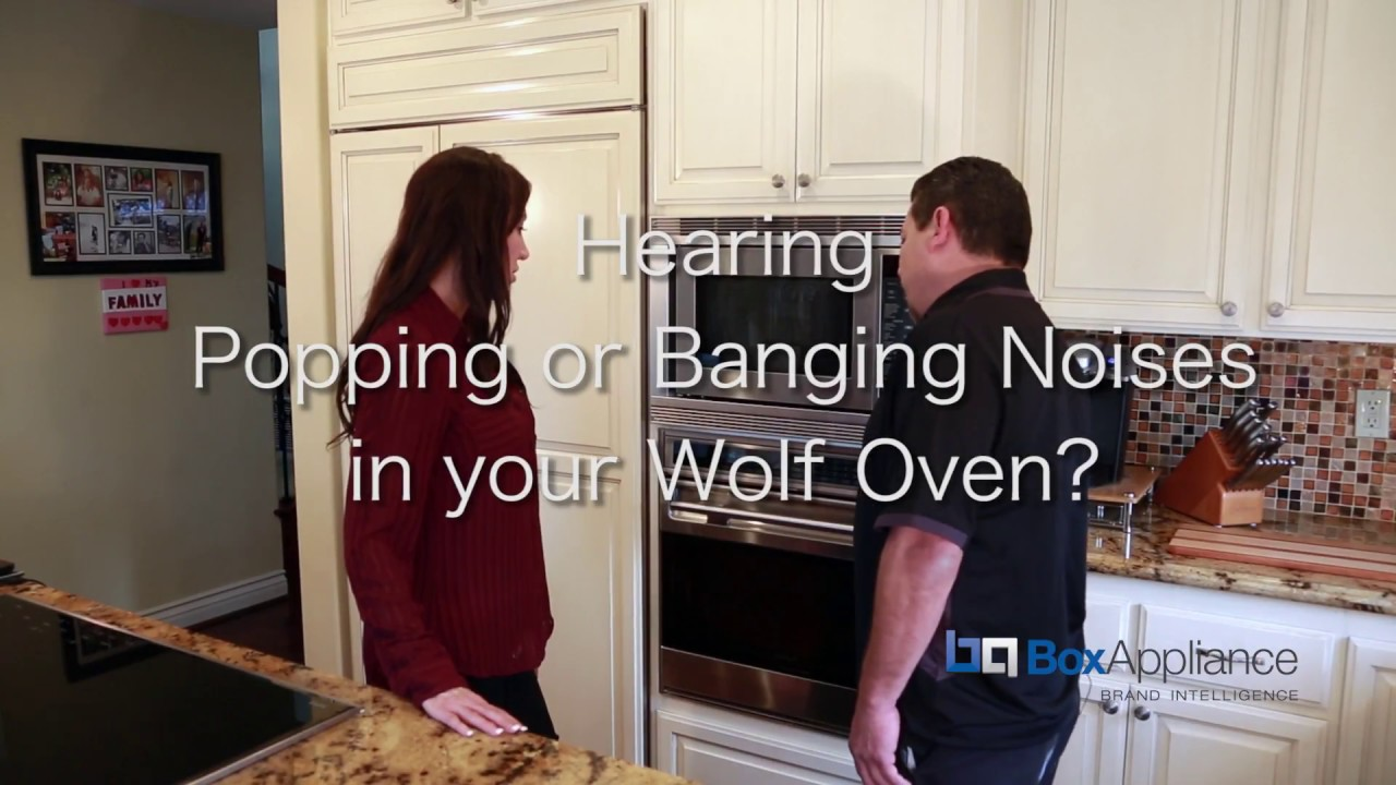 Wolf Oven Self Cleaning Mode Box Liance