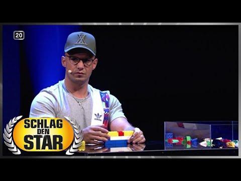 Nachbauen (Spiel 6) - Pietro Lombardi vs. Gil Ofarim | Schlag den Star