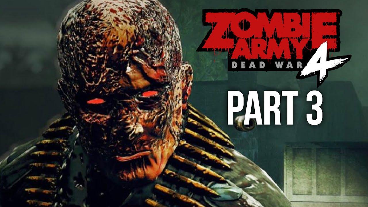 soluce pour le gameplay de ZOMBIE ARMY 4 DEAD WAR Partie 3 - FANTÔMES ET GONDOLES (tous les objets de collection) + vidéo