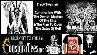 Tracy Twyman | Communing With The Demon Masters Of The Elite & The Portal To Hell
