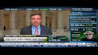 03-12-2014 MSNBC - FUTURE OF FANNIE MAE  & FREDDIE MAC