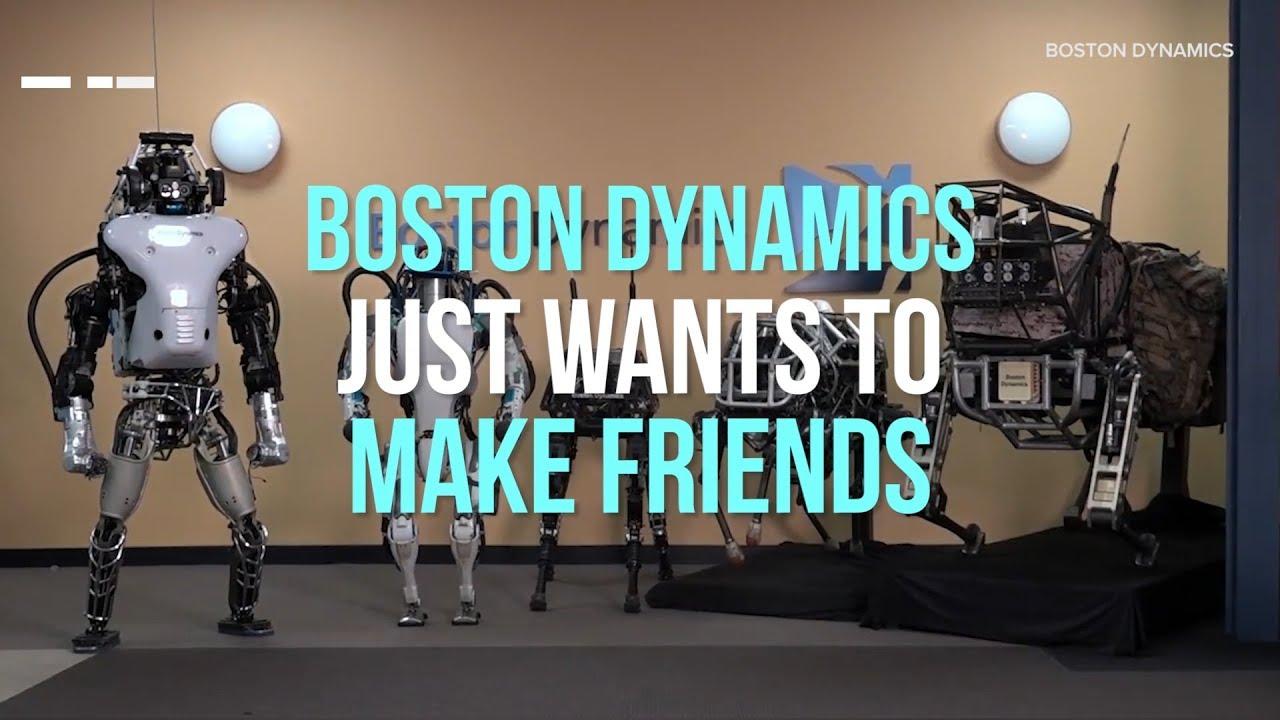 Meet Boston Dynamics' family of robots