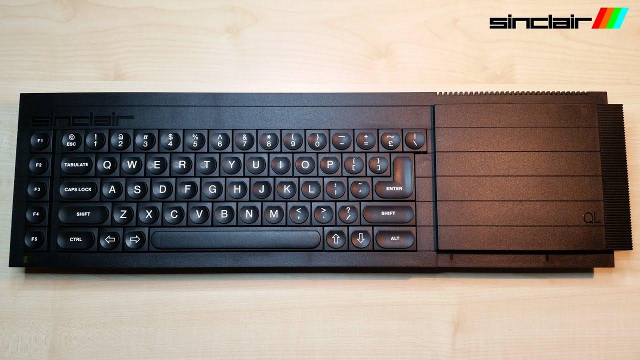 #16 Sinclair QL