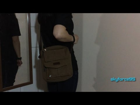 Catmacas Small Vintage Satchel Unboxing & Review