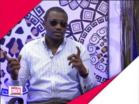John Dumelo's interview on Let's Talk Entertainment on Joy News TV