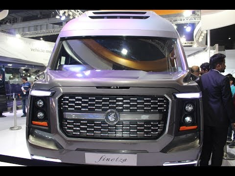 Pinnacle Finetza Luxurious Expandable Motor home Modified from Force Travellers #Autopedia Beliefs