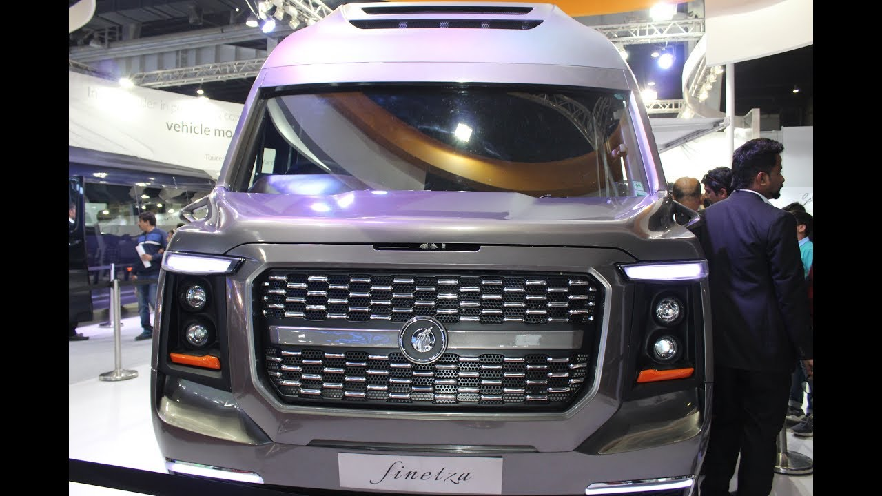 e5426cb846afa5 Pinnacle Finetza Luxurious Expandable Motor home Modified from Force  Travellers  Autopedia Beliefs