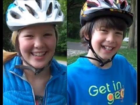 Biking to School with Seattle Country Day