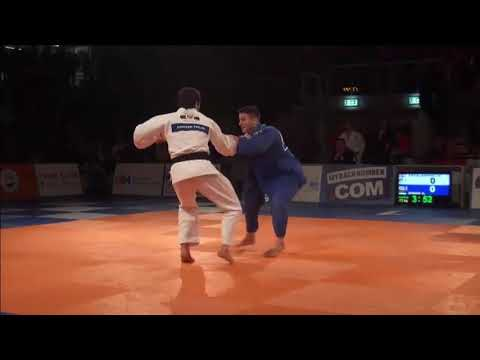 Anthony Zingg GER RED STAR Belgrade - Nugzari Tatalashvili FIGHTER TBILISI -73 kg  ECC 2014