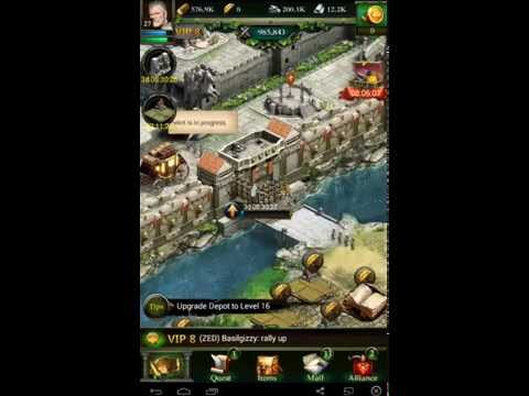 Clash Of Kings Castle 21 Episode 8