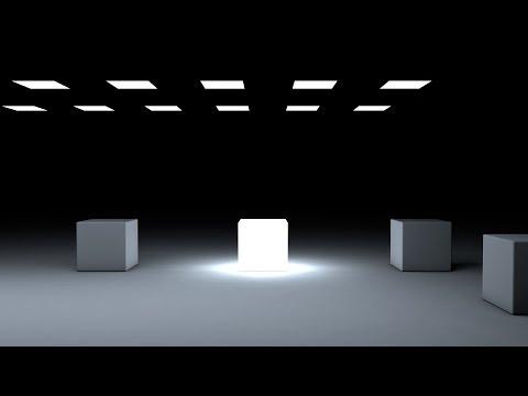 Object as a light ( CINEMA 4D TUTORIAL )