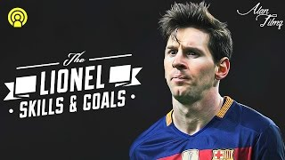 Lionel Messi - Magic Skills & Goals 2015/2016 - HD