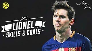 Lionel Messi - Magic Skills & Goals 2015/2016 - HD