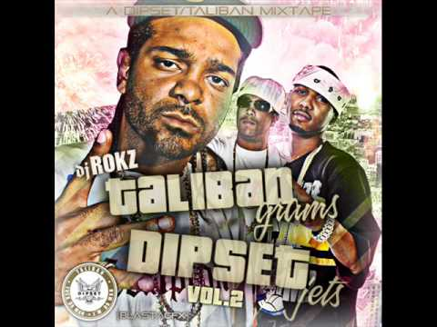 Jim Jones ft. Hell Rell - Pour Wax