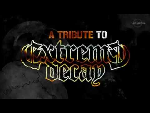 Teaser VA. A Tribute to Extreme Decay ' Digipack CD 2016 @LICMEDIA