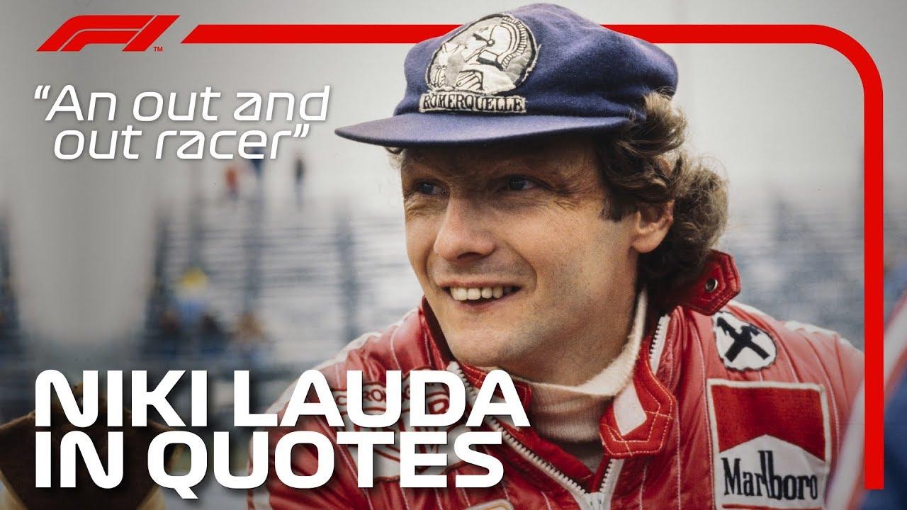 stili diversi promozione speciale Prezzo del 50% An Out-And-Out Racer' - Niki Lauda Remembered - YouTube