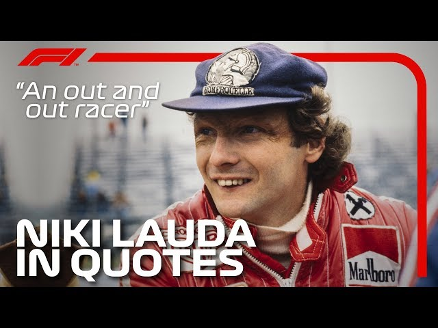 'An Out-And-Out Racer' - Niki Lauda Remembered