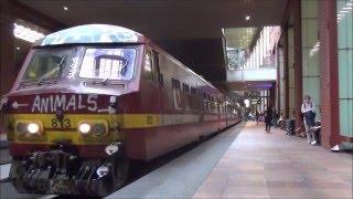 ベルギーの鉄道(BR)