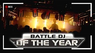 The Battle of the Year : DJ SAM vs DJ MADMO - BARNUM Club - Vendredi 09 Mai
