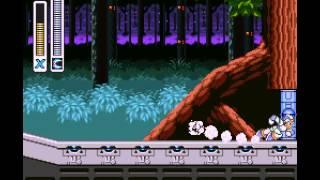 Mega Man X - Foodperson Attempts Again! - User video