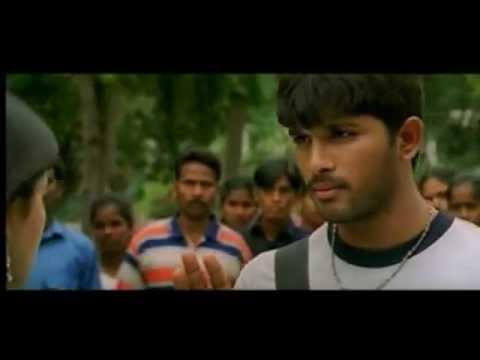 Arya movie images allu arjun