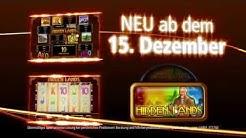 CASINO MERKUR-SPIELOTHEK - Hidden Lands - NEU ab 15. Dezember!