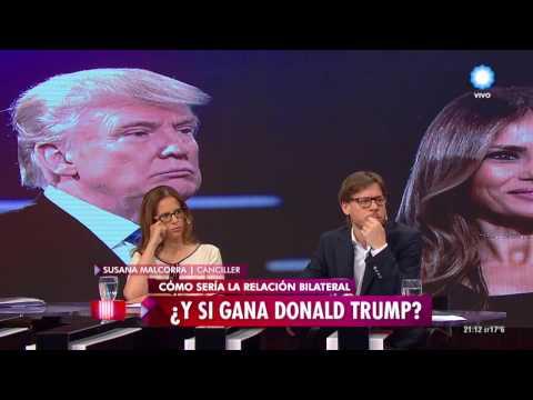 Susana Malcorra sobre elecciones en Estados Unidos - La Quinta Pata
