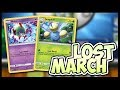Lost March!! NEW Pokemon TCG Online Gameplay