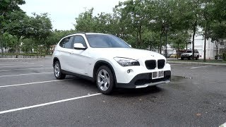 2011 BMW X1 sDrive18i Start-Up, Full Vehicle Tour, 0-100km/h Run, and Test Drive