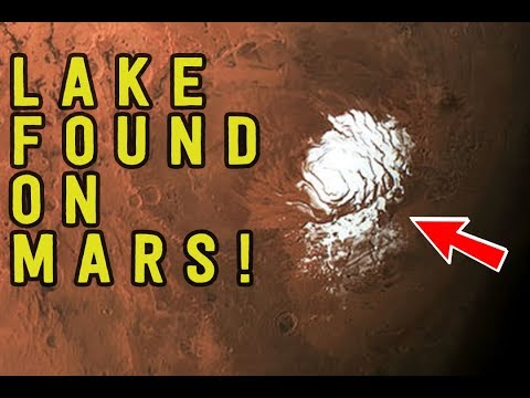 LAKE of Water Found on MARS! Possible Alien Life Underground Mp3