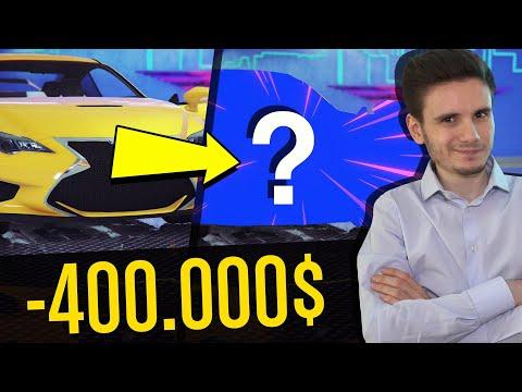 SPENDO 400.000$ E DAJE così!