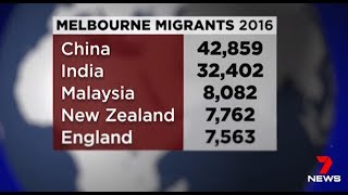Aussie Youth Suffer As Media Espouses Cringey Multicultural Nightmare .(Melbourne) Seven News