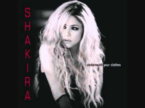 Shakira - Underneath Your Clothes (Mendez Club Radio Edit)