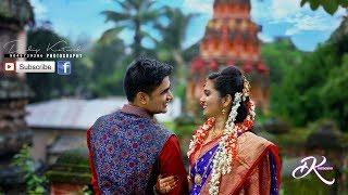 Roj Roj Navyane | Deva | Latest Engagement Song | Suraj & Rutuja | New Song 2018