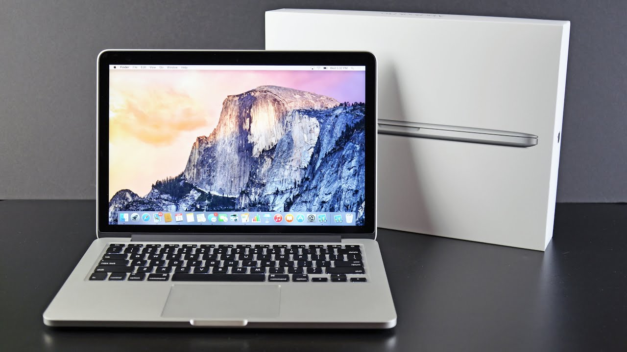 Apple MacBook Pro 13 i5 2.7GHz 8GB 128GB (Early 2015)