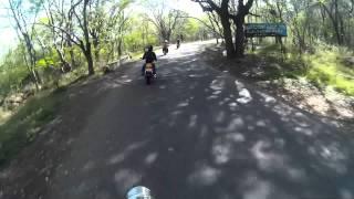 India Bull Riders Bangalore Chapter - Morning Thump Raga - Devarayana Durga, Tumkur- April 2015