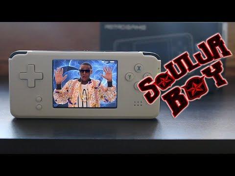SouljaGame Handheld (Sort Of) *Review*