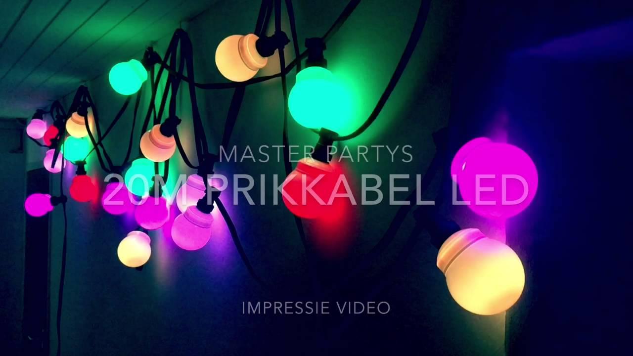 Prikkabel Led Lampen : Led lampen e voor buiten verlichtingssnoer met led lampen warm